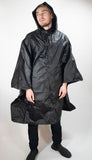 French Riot Police Poncho