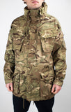 British MTP Windproof Smock Jacket - DISTRESSED RANGE