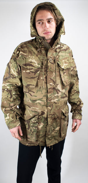 British MTP Windproof Smock Jacket - Grade 1