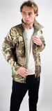 British Army Gore-Tex Jacket - Lightweight MTP Camo – Rip-Stop - DISTRESSED