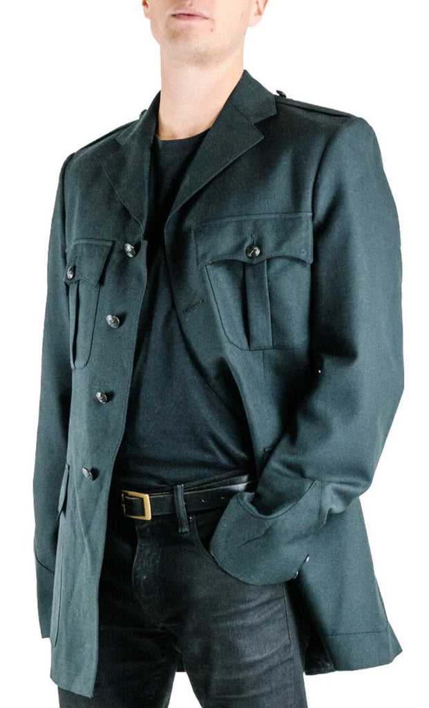Ulster Police Bottle Green Uniform Jacket (Dress Tunic) – New