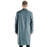 Swiss Grey Wool Greatcoat