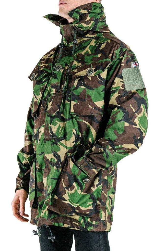 British Army Windproof Jacket/Smock - DPM Camo