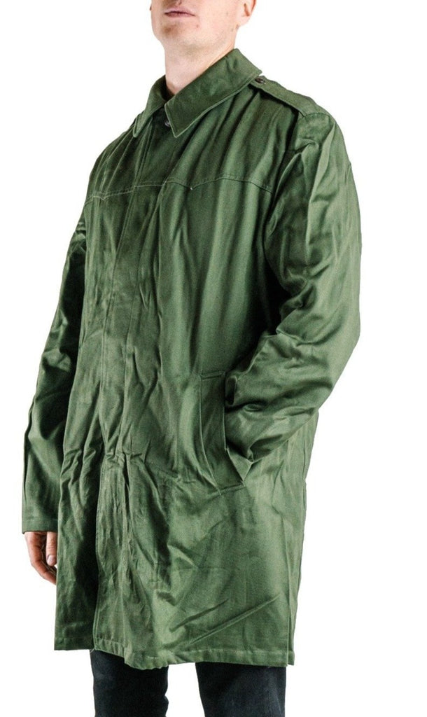 Hungarian Olive Green Military Field Coat