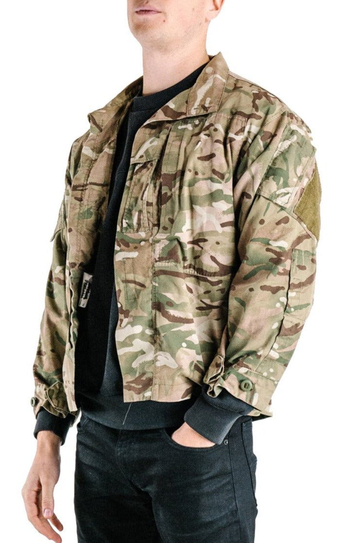 British Temperate MTP Combat Jacket/Shirt - PCS