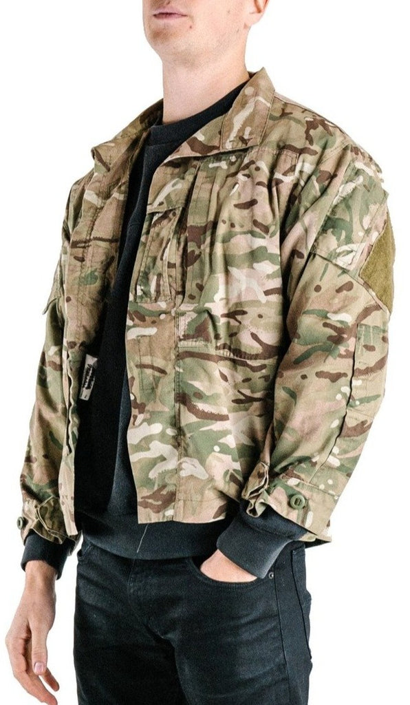 British Temperate MTP Combat Jacket/Shirt - DISTRESSED RANGE