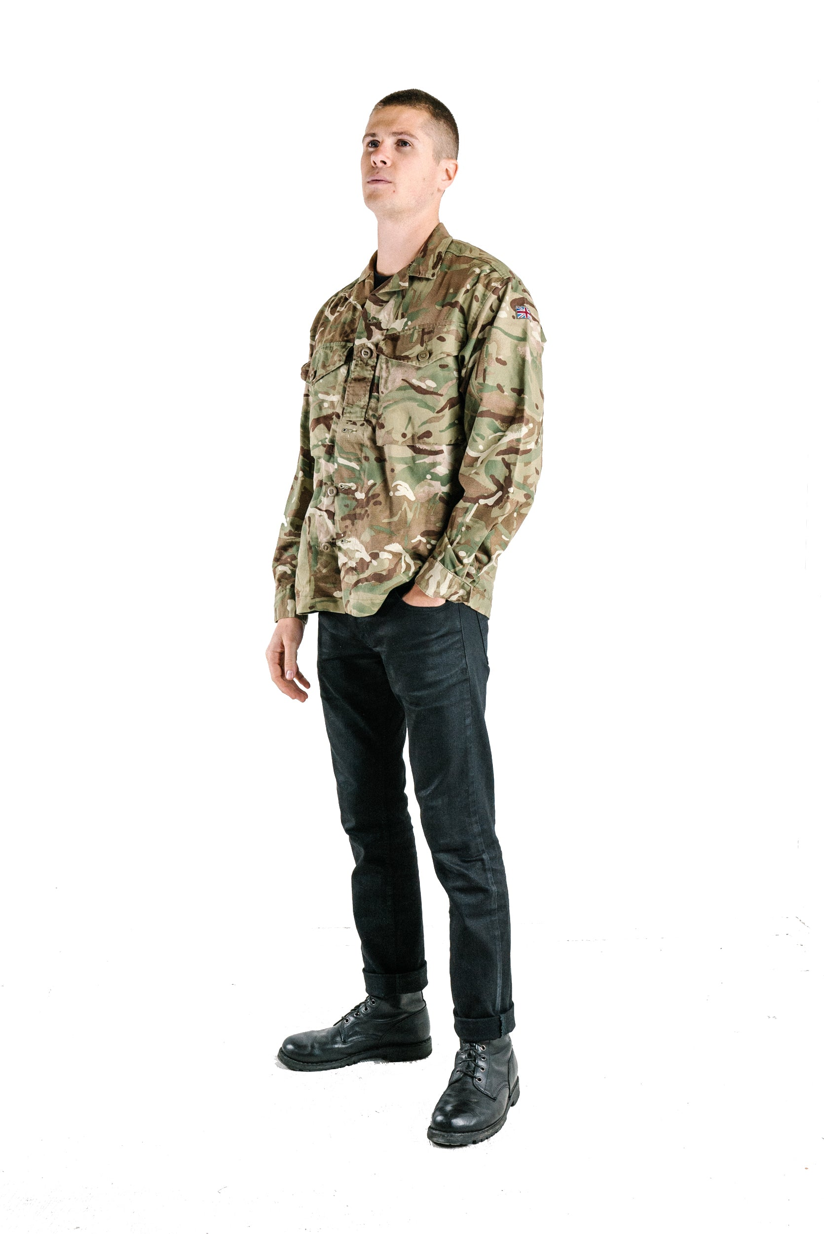 British MTP Shirt - current British armed forces issue