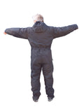 British Army ECW Coveralls - Black Rip-Stop quilted liner - New