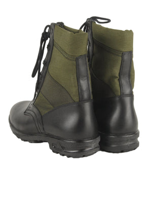 German Jungle Boots with closed loop eyelets - Super Grade