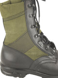 German Jungle Boots with closed loop eyelets - New