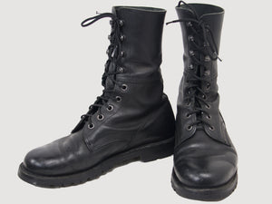 Austrian Army Lightweight Leather Combat Boots