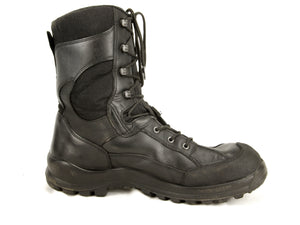Austrian Army Lightweight Leather and Cordura Jungle Boots