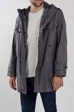 German Army Parka - Grey
