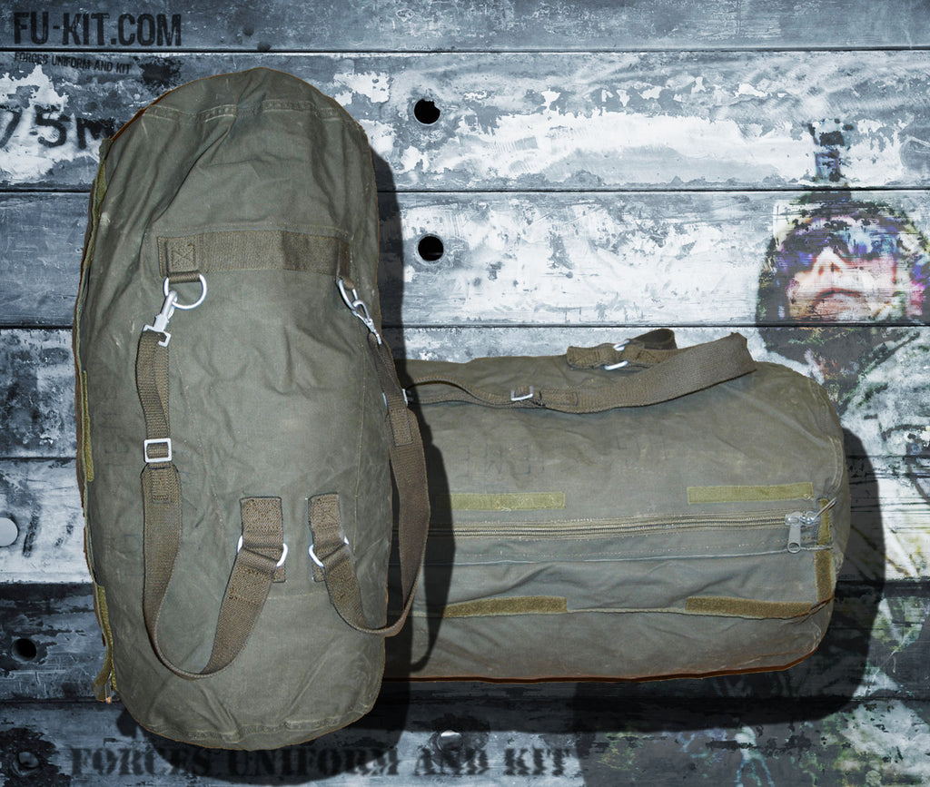 German Army Kit Bag / Sea Sack - Side Loading
