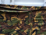 Dutch DPM Camo Poncho quilted liner