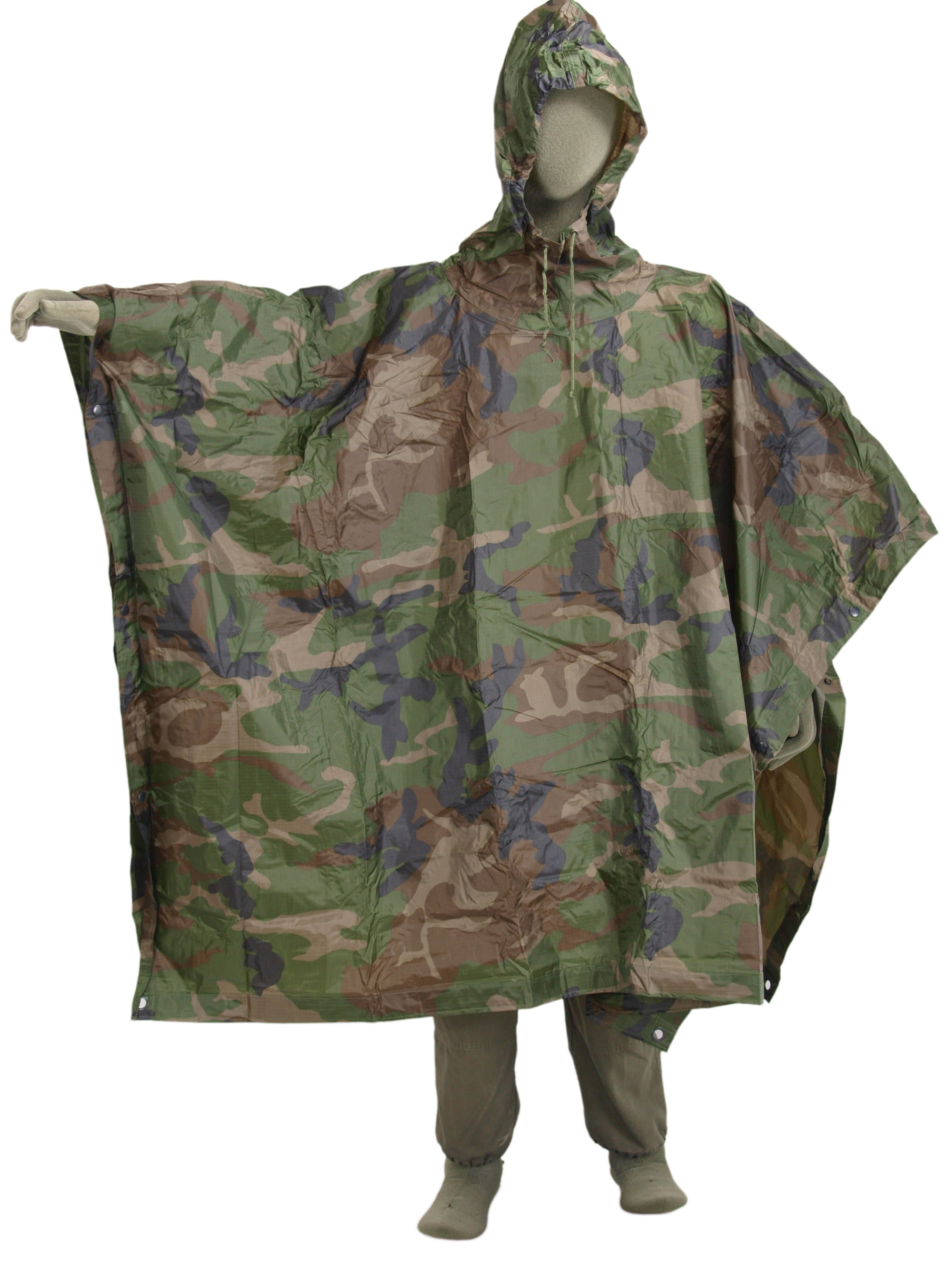 Foreign Legion African Jungle poncho - New in bag