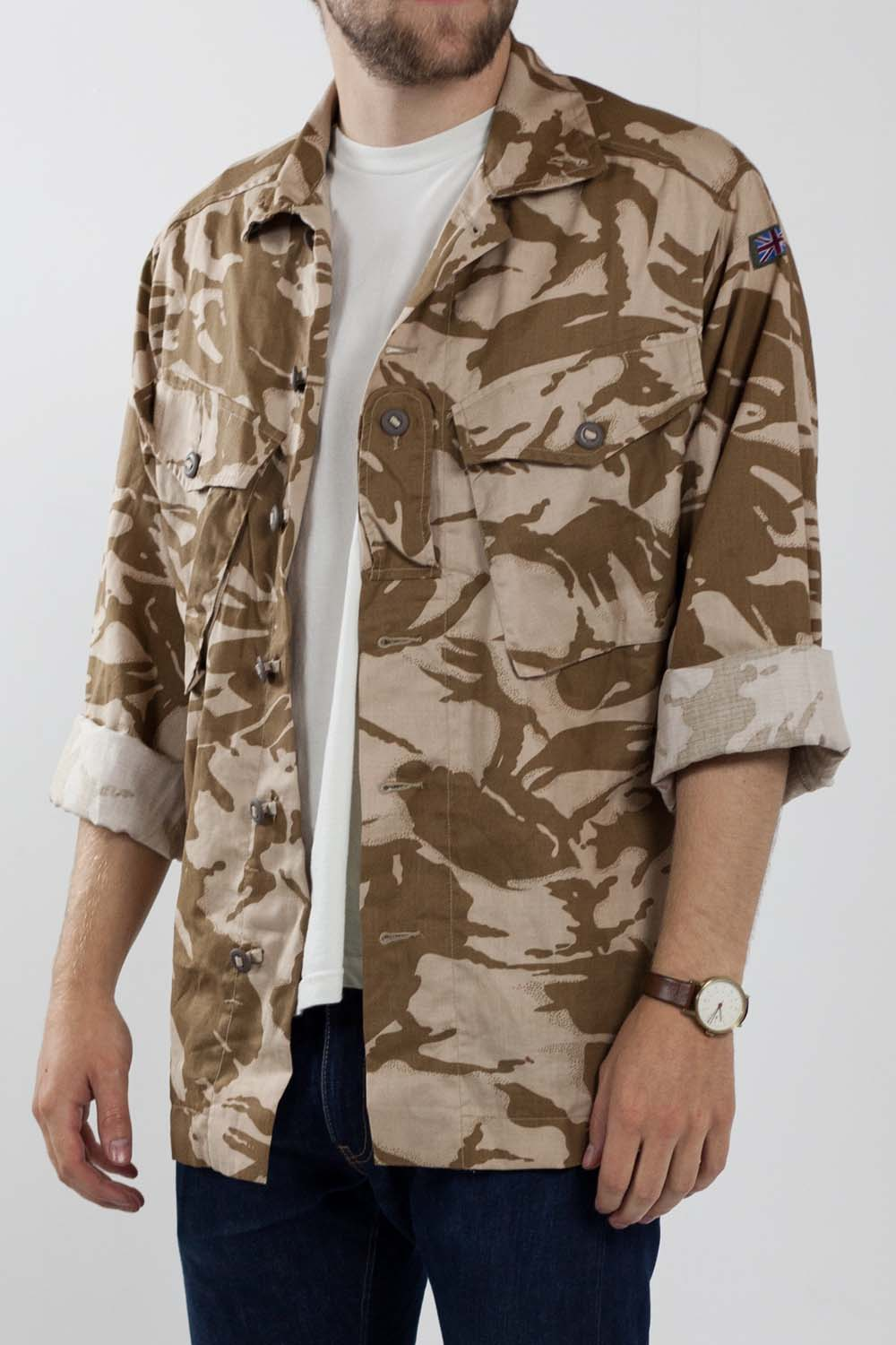 British Desert Combat Shirt
