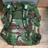 British Woodland 65 litre DPM Camo Military Rucksack - British Army Surplus