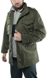 Austrian Army M65 Jacket (cotton) – DISTRESSED