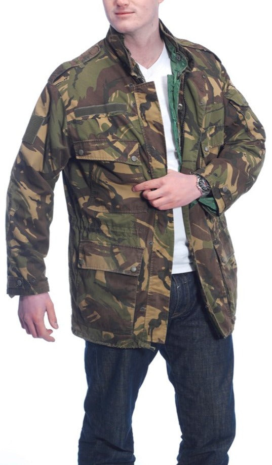 Dutch Gore-Tex* Camo Parka