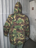Dutch Waterproof Camo Parka - bi-laminate fabric - waterproof