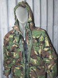 Dutch Bi-laminate Camo Parka - waterproof – DISTRESSED RANGE