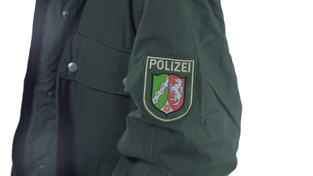 German Police Gore Tex Jacket New Forces Uniform And Kit