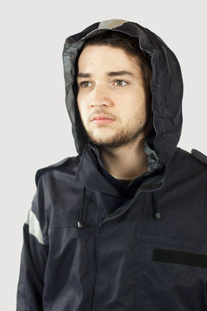 Royal Navy Gore-Tex Jacket with reflective strips - Grade 1