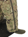 British Army Gore-Tex Lightweight Rip-Stop Trousers – MTP Camo - Grade 1