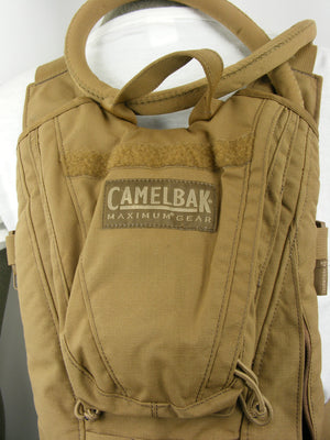 Dutch Camelbak Water reservoir back pack - Coyote desert colour