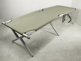 British/US Folding Army Camp Bed