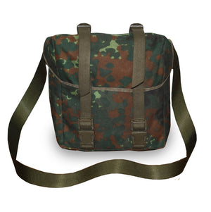 German Flecktarn shoulder bag