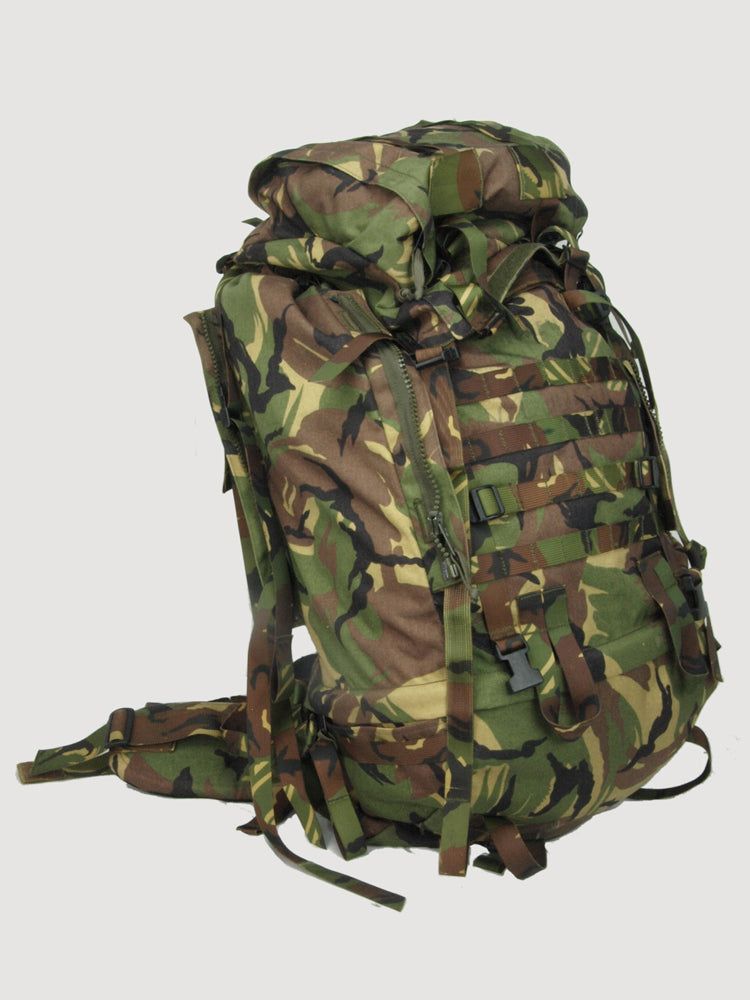 Woodland 85 litre DPM Camo Military Rucksack - Dutch Army Surplus