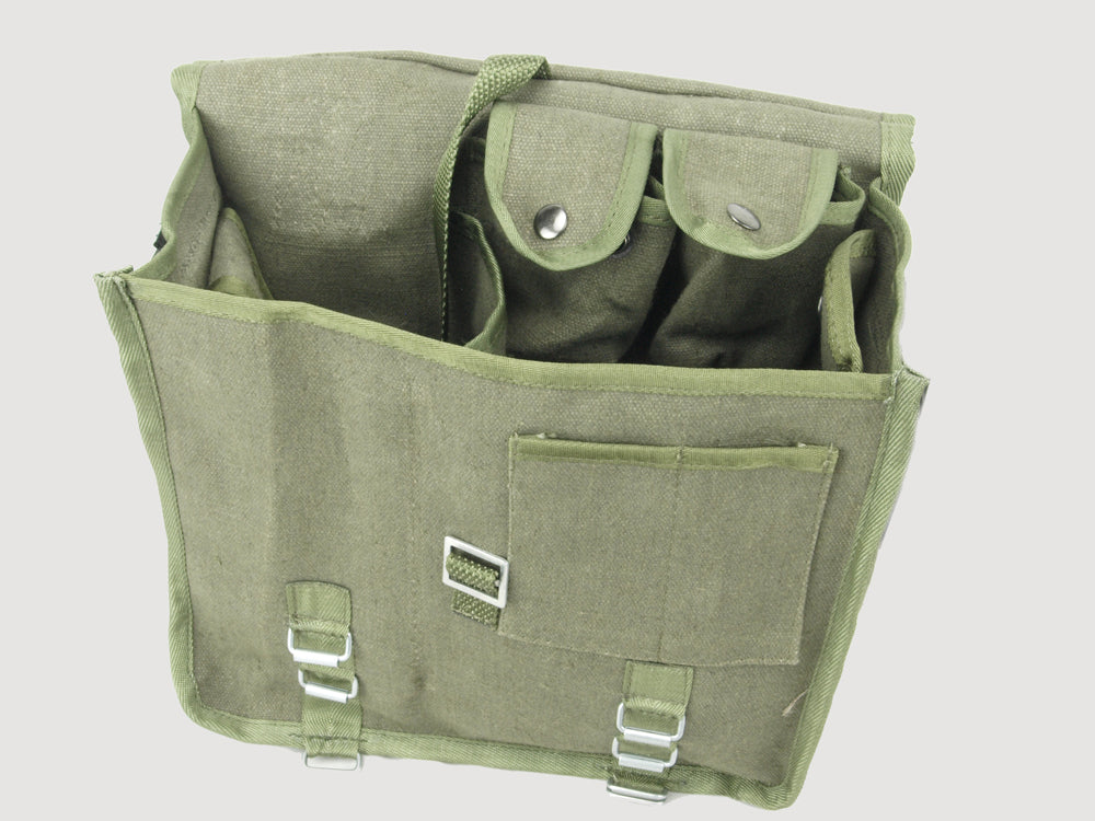 Soviet Army Heavy-weight Canvas Bag - 30 x 27 x 15cm
