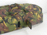 Camo Military Deployment hold-all ruck sack - Dutch Army Surplus
