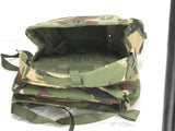 British Army Camo Shoulder bag - Camera bag (new)