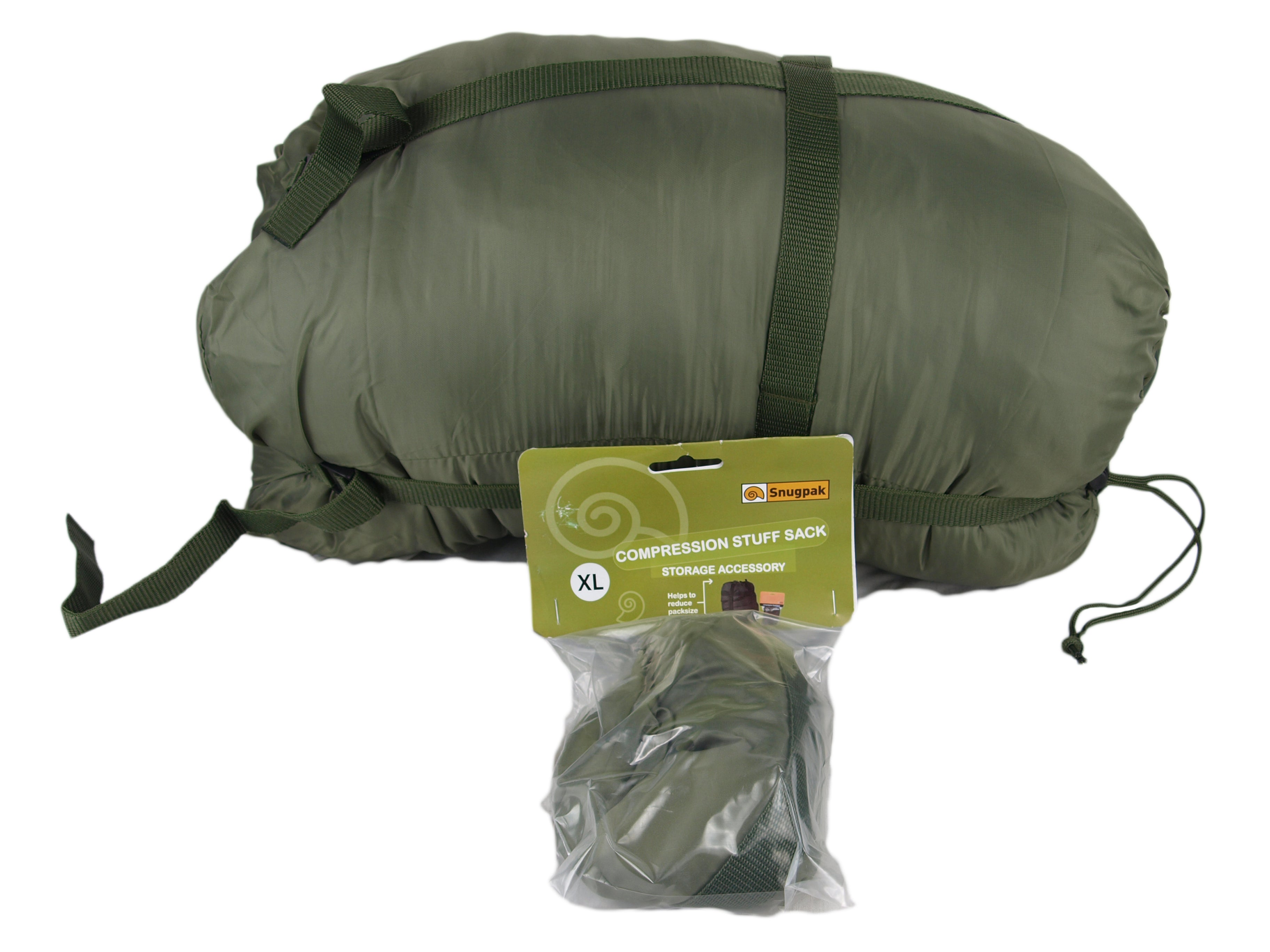 Snugpak Sleeping Bag/ Clothing Compression Stuff Sack
