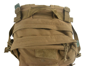 Dutch Army - 35 Litres Rucksack - Coyote Tan - Used