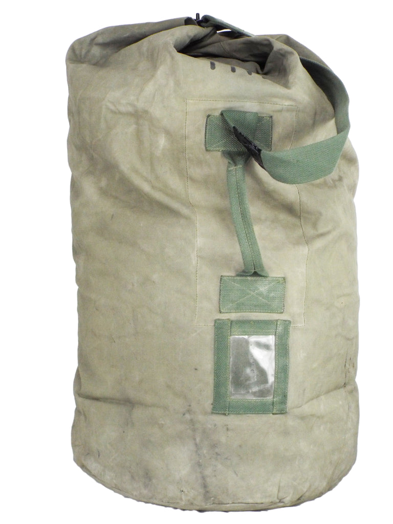 Dutch Army Large Kit Bag - 120 litre capacity approximately