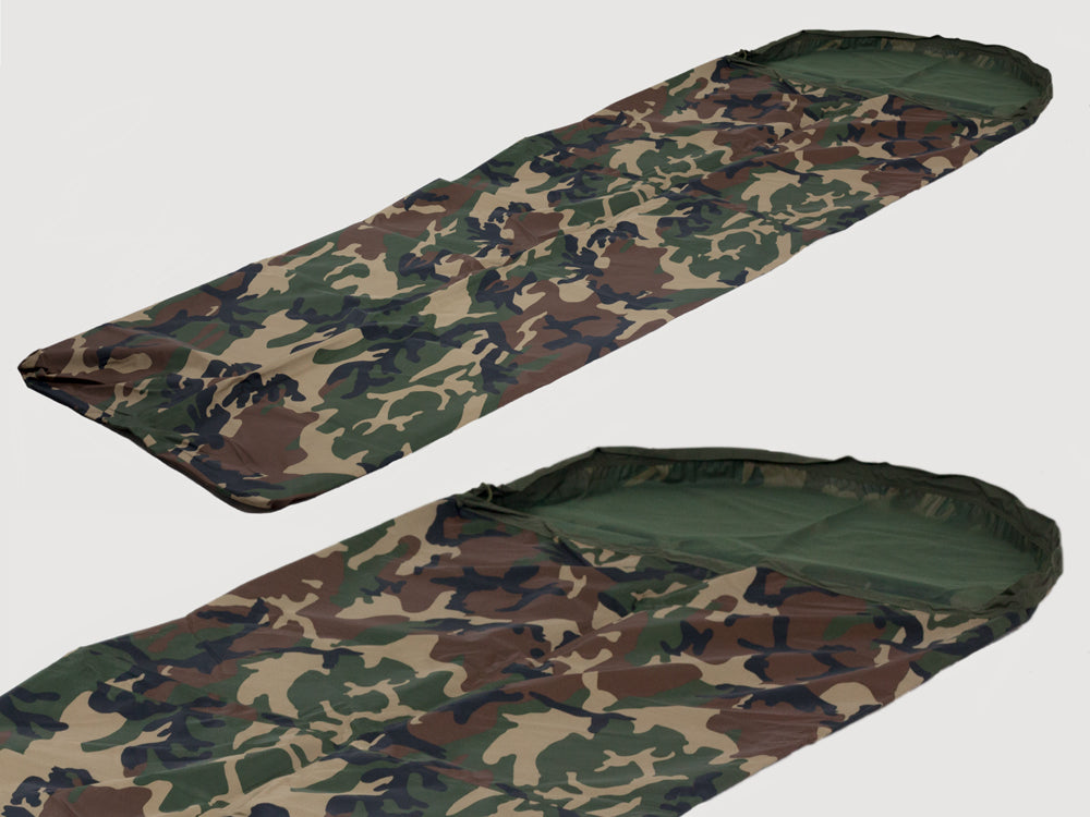 Gore-Tex Camo Military Bivvy Bag – Lithuanian Army (North European) – new