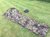 "Dutch ""Gore-Tex"" Camo Military ""Hooped"" Bivvy Bag - New"