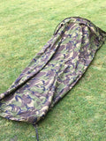 "Dutch ""Gore-Tex"" Camo Military ""Hooped"" Bivvy Bag - Super Grade"