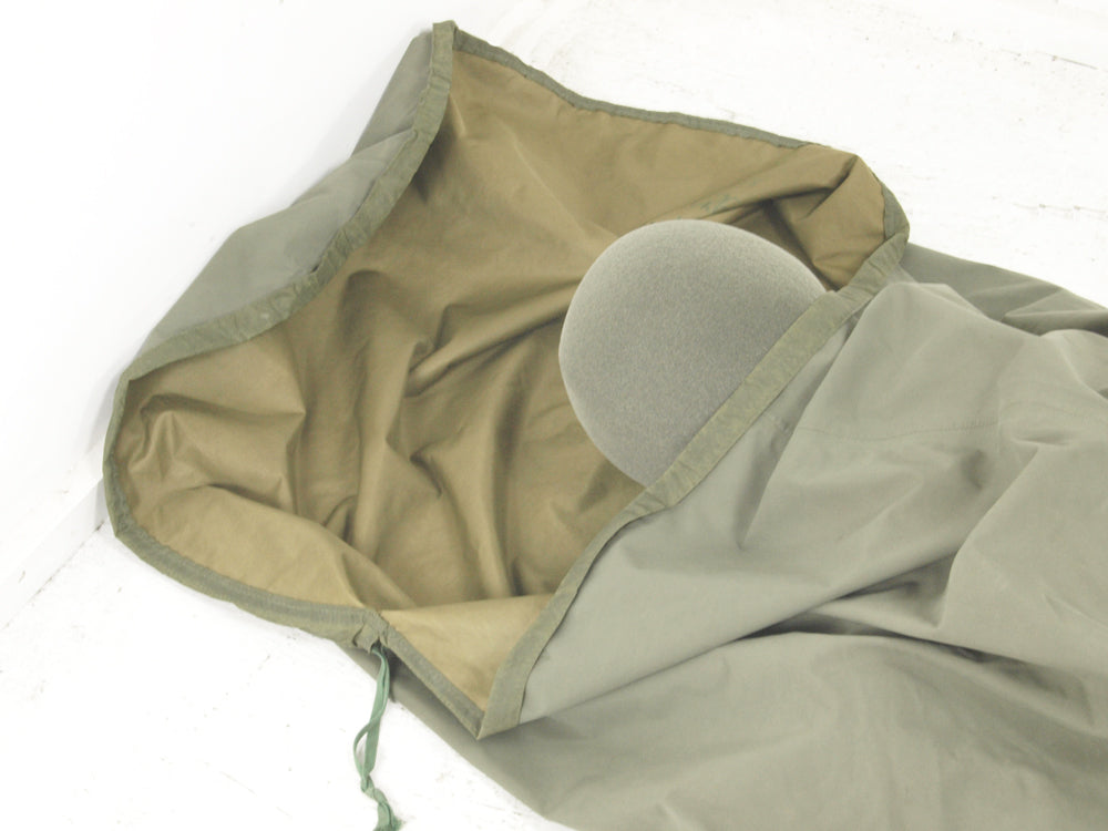 "British ""Gore-Tex"" Olive Green Military Bivvy Bag – DISTRESSED RANGE"