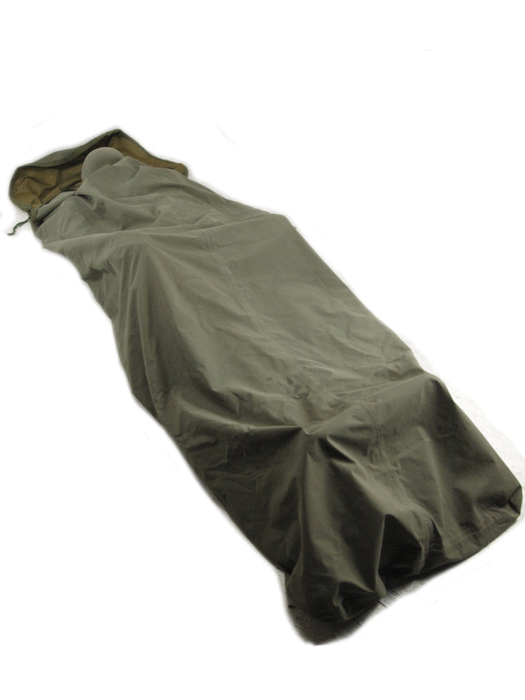 "British ""Gore-Tex"" Olive Green Military Bivvy Bag"