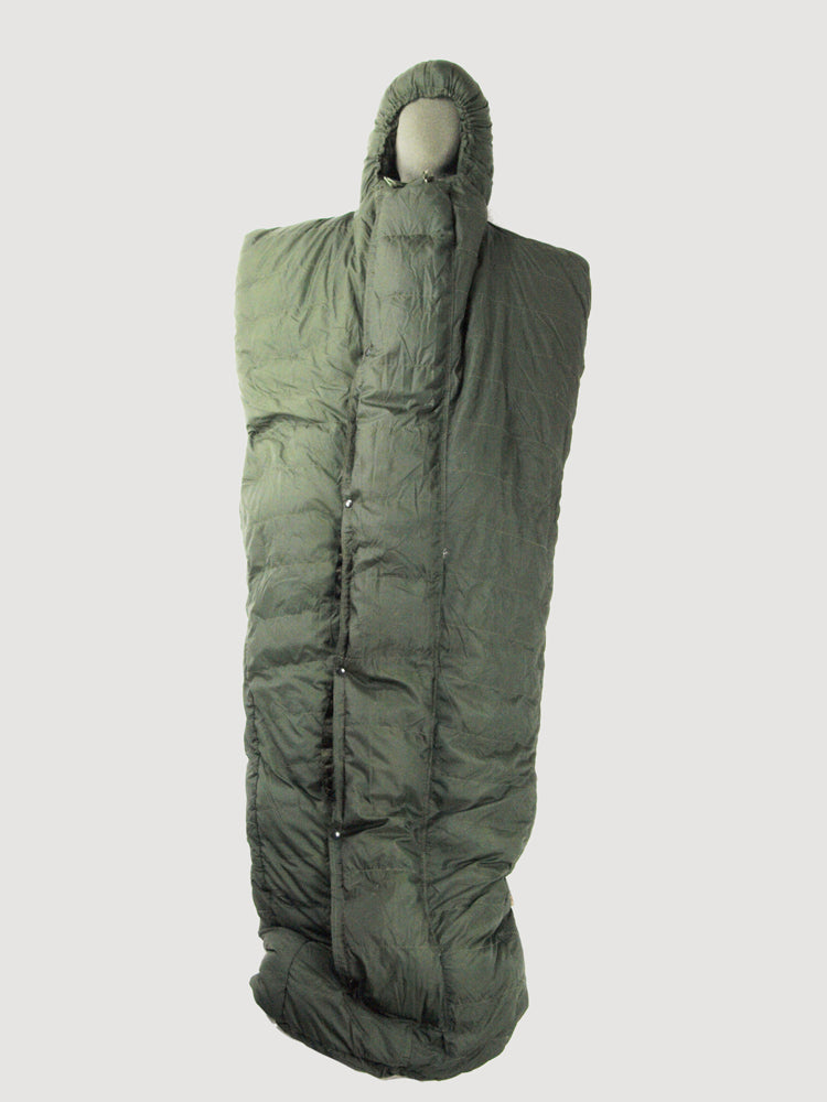 British Arctic Sleeping Bag, Mk 2 - feather/down filling
