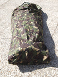 "British ""Gore-Tex"" DPM Military Bivvy Bag – DISTRESSED RANGE"