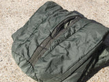 Dutch M90 Cold Weather Military Sleeping Bag - Dutch Army Surplus (Stud bivvy connector type)