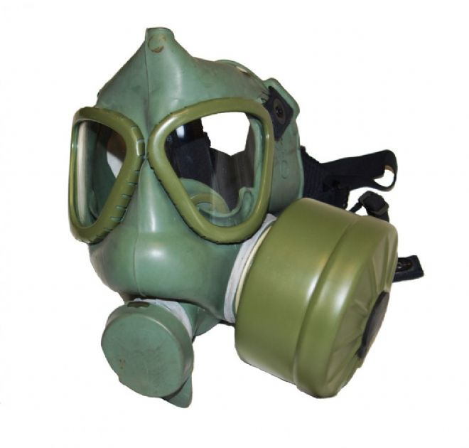 Yugoslavian Military M1 Gas Mask