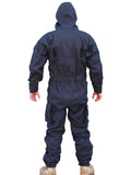 "British Police CBRN Protective ""Peeler"" Waterproof Suit - New"