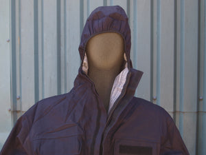 "British Police CBRN Protective ""Peeler"" Water Resistant Suit - Unissued"